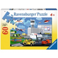 60 pc Ravensburger - Fly Away Puzzle