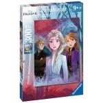 300 pc Ravensburger - Frozen 2 Elsa, Anna & Kristoff Puzzle