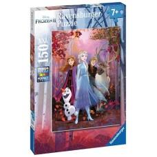 150 pc Ravensburger - Frozen 2 Fantastic Adventure XXL pieces