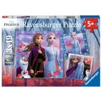49 pc Ravensburger - Frozen 2 The Journey Starts  3x49 pce