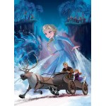 200 pc Ravensburger - Frozen 2 The Mysterious Forest Puzzle XXL