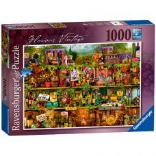 1000 pc Ravensburger - Glorious Vinatge Aimee Stewart Puzzle