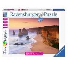 1000 pc Ravensburger Puzzle - Great Ocean Road