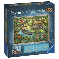 368 pc Ravensburger Escape Puzzle - Jungle Journey