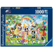 1000 pc Ravensburger Puzzle - Mickey's Birthday