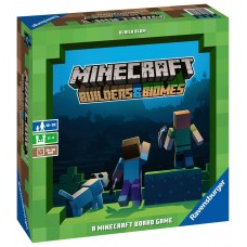 Minecraft Builders & Biomes - Strategy Game - Ravensburger NEW