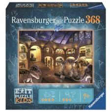 368 pc Ravensburger Escape Puzzle - Museum Mysteries