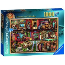 1000 pc Ravensburger - Museum of Wonder Aimee Stewart Puzzle