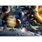 150 pc Ravensburger - Outer Space Puzzle XXL pieces