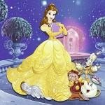 49 pc Ravensburger Puzzle - Princess Adventure 3x49pc
