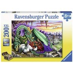 200 pc Ravensburger Puzzle - Queen of Dragons XXL