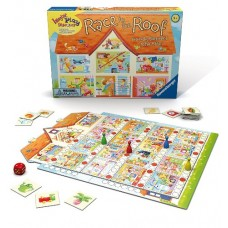 Race to the Roof Game - Ravensburger