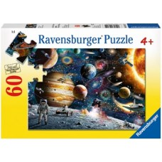 60 pc Ravensburger - Outer Space Puzzle