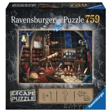 759 pc Ravensburger - The Observatory Escape Puzzle