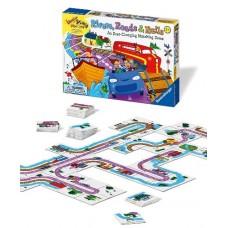 Rivers Roads & Rails Game  - Ravensburger
