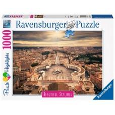 1000 pc Ravensburger Puzzle - Rome