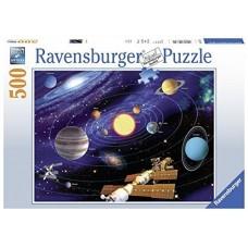 500 pc Ravensburger - Solar System Puzzle