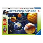 100 pc Ravensburger Puzzle - Space XXL Pieces