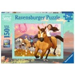 150 pc Ravensburger - Spirit Free & Wild Puzzle - Spirit Riding Free