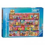 500 pc Ravensburger - The Sweet Shop Aimee Stewart Puzzle