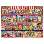 500 pc Ravensburger - The Sweet Shop Aimee Stewart Puzzle