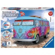 162 pce Ravensburger - VW Indian Summer 3D Puzzle
