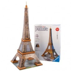 216 pc Ravensburger - Eiffel Tower 3D Puzzle