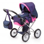 Pram Dolls  - City Star Dark Blue - Bayer