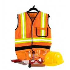 Costume - Construction Worker Dressup