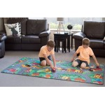 Play Mat Carpet - Country Town 200 x 150cm