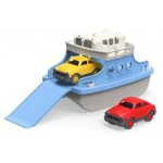Ferry Boat with Cars - Green Toys