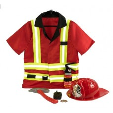 Costume - Firefighter Dressup