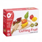 Cutting Fruit - Classic World Toys