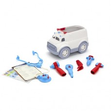 Ambulance & Doctor's Kit - Green Toys