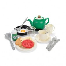 Breakfast Set Garden - 18 pieces - Dantoy