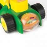 John Deer Action Lawn Mower with Lights & Sounds