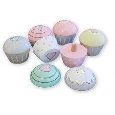 Mix n Match Cupcakes Wooden - Discoveroo