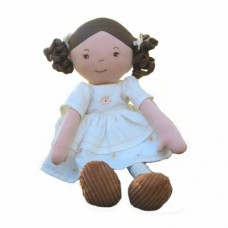 Rag Doll Cecilia - Brown Hair - Bonikka