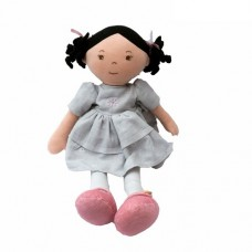 Rag Doll Maliah - Black Hair - Bonikka