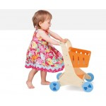 Shopping Trolley Wooden - Viga Toys