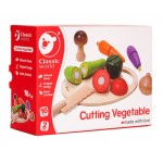 Cutting Vegetables - Classic  World Toys