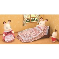 Sylvanian Families - Classic Antique Bed *
