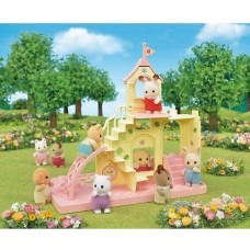 Sylvanian Families - Baby Castle Playground NEW in 2019