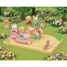 Sylvanian Families - Baby Choo  Choo Train  NEW in 2019