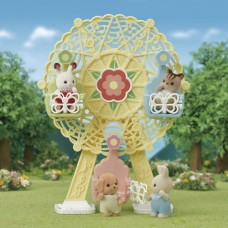 Sylvanian Families - Baby Ferris Wheel NEW in 2019