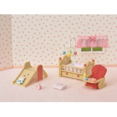 Sylvanian Families - Baby Nursery Set - New in 2018  AVAILABLE JUNE
