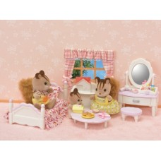 Sylvanian Families - Bedroom & Vanity Set - New in 2018  AVAILABLE JUNE
