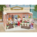 Sylvanian Families - Blooming Flower Shop - Town Series