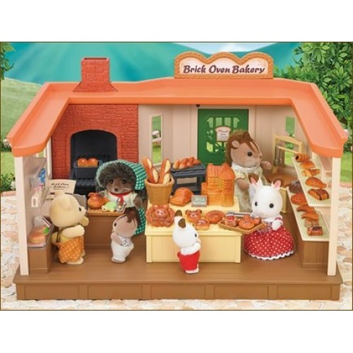 Sylvanian Families Brick Oven Bakery New In 2016