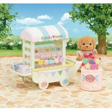 Sylvanian Families - Candy Wagon NEW in 2017